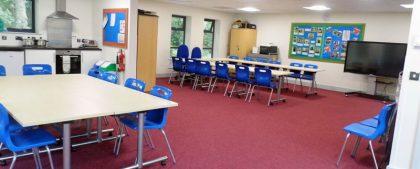 Strands College Classroom