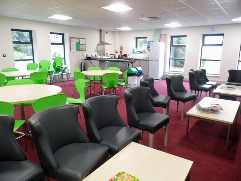 Common Room, Strands College, Sidestrand