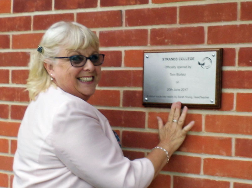 Sarah Young, Sidestrand Hall School Headteacher