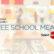 Free School Meal...