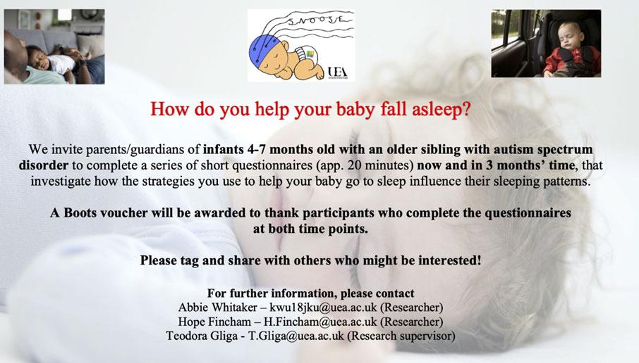 UEA Sleep Study